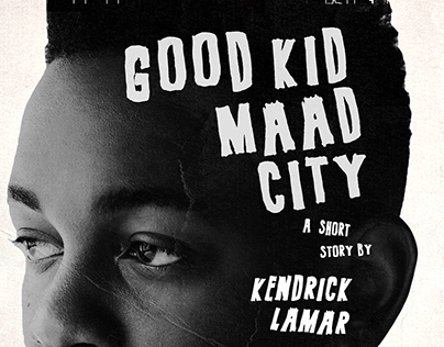 Good Kid Maad City Poster