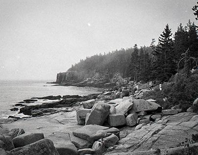 Acadia on 35mm