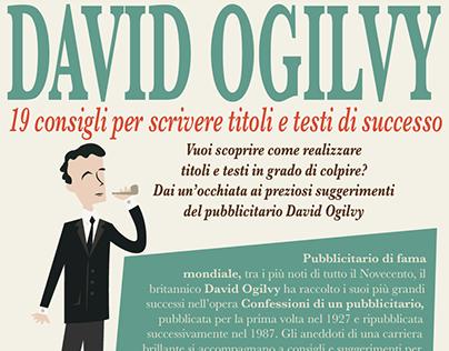 Infograph | David Ogilvy | Project