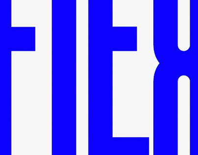 Poster Challenge - 002 - Flex