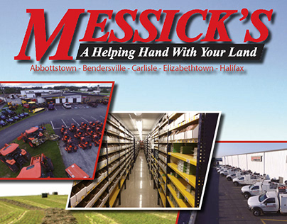 Company Brochure - About Us - Messick's Company History