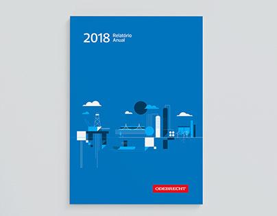 Odebrecht Relatório Anual 2018