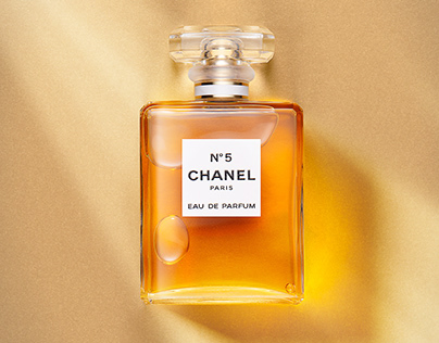No5 Chanel perfume bottle. My first real play at video.