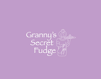 Granny's Secret Fudge Color Theory Project