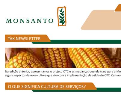 Newsletter Monsanto