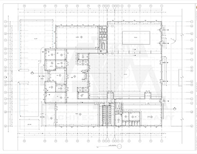 Club project - Working Drawing - (plans & details)