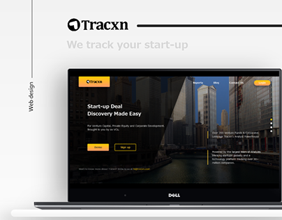 Tracxn - We track your Startup