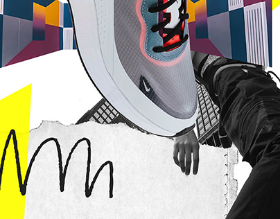 SNEAKERS PHOTO COLLAGES