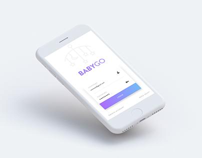 Baby Go   Monitoring App