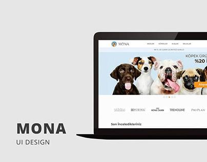 Mona UI Design