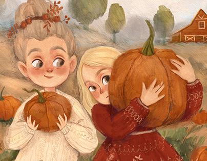 Like Pumpkin