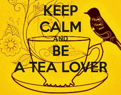 Drink Tea  Grow Tree