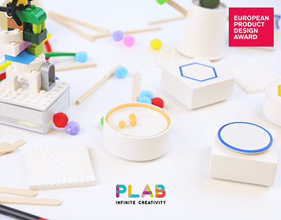 PLAB: Kids' Play Lab - Interactive Toy Kit