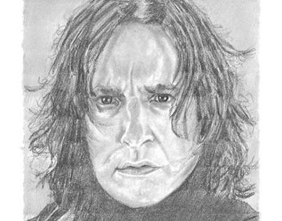 Severus Rogue de la saga Harry Potter