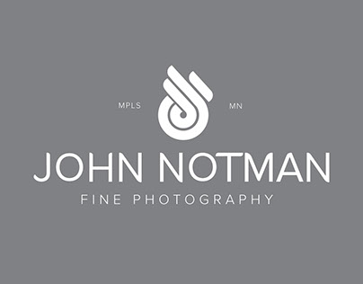 John Notman Photography Branding