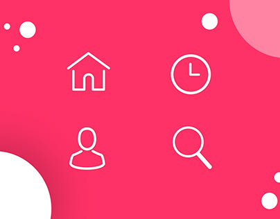 Icon Animation | Interactions | JS | JSON | GIF