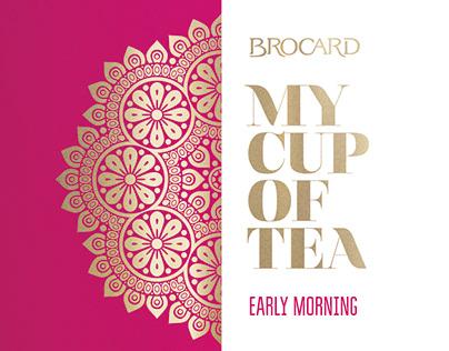 Brocard. My cup of tea