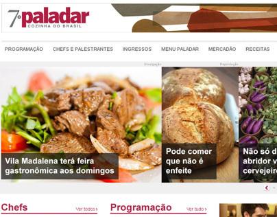Paladar Cozinha do Brasil 2013