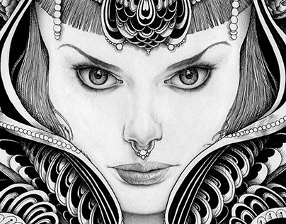 Gothic Portrait