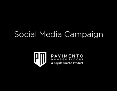 Pavimento Wooden Floors Social Media Campaign