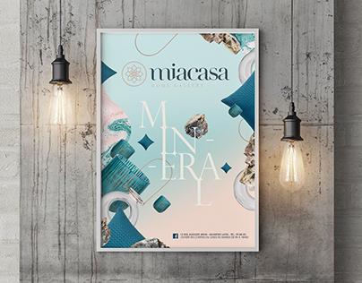 Collection Minéral MiaCasa