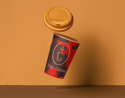 The Grind- logo design #thirtylogos #day2