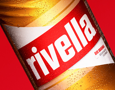 Rivella Brand, Label & Bottle Design