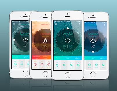 Meteo App for iOS