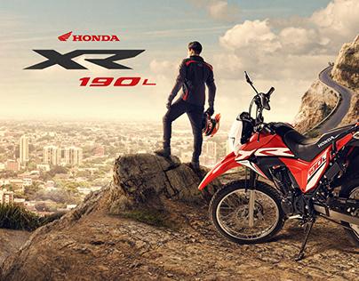 Honda XR190L / PARA IR POR MÁS