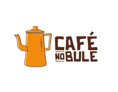 Café no Bule - Identidade Visual