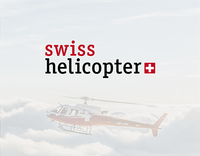 swiss helicopter redesign