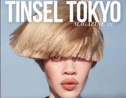 TINSEL TOKYO MAGAZINE