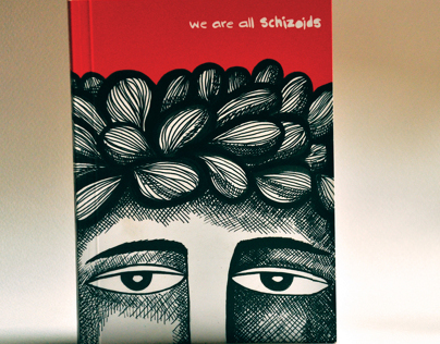 Graphic Novel - We are all Schizoid