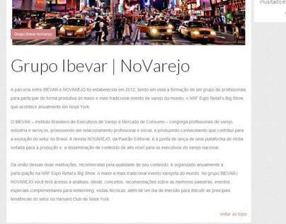 Grupo Ibevar NoVarejo