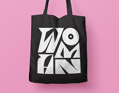 WOMAN - A helping tote