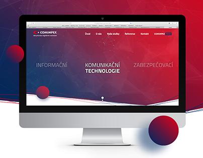 Comimpex — website