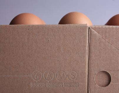 "egg box ""toaster"""