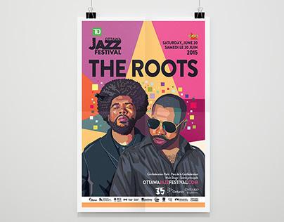 TD Ottawa Jazz Festival '15