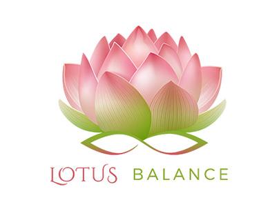 Lotus Balance branding