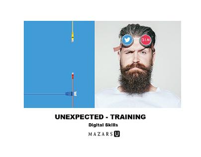 Unexpected Training