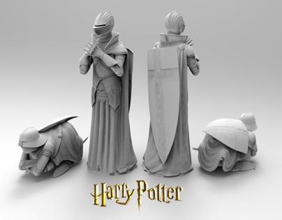 3D Scanning - Harry Potter