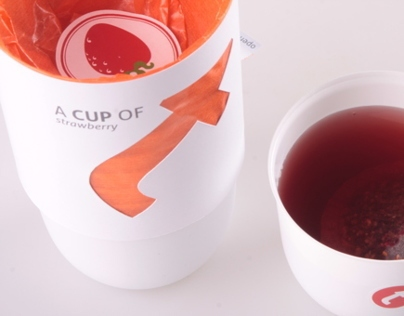 a cup of T
