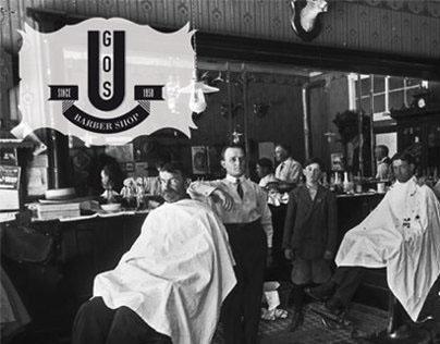 Identity Ugo's Barbershop