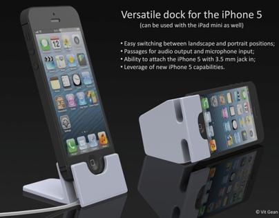 iPhone 5 Dock