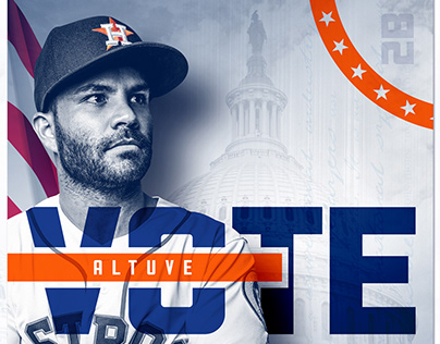 2018 Houston Astros All-Star Game Campaign