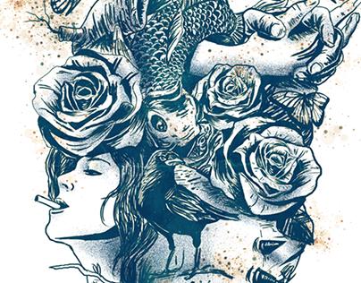 VDI / Illustration Friday Compilation