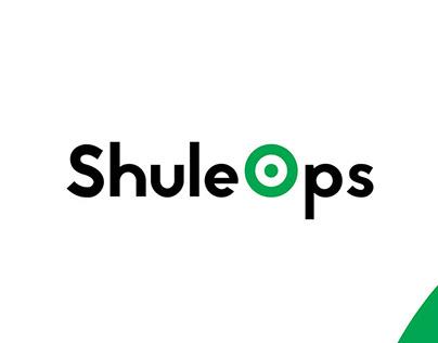 ShuleOps Branding Concept