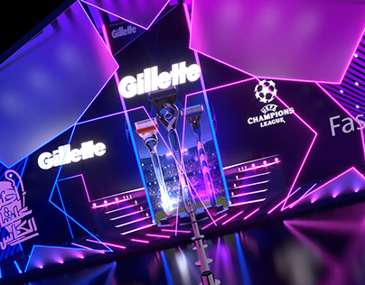 Gillette | Champions League Trophy Tour