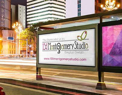 15:1 Montgomery Studio Branding