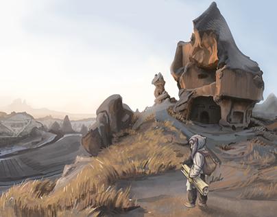 Environments: Historical/Fantasy